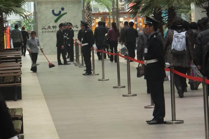中特保国际安保股份有限公司潍坊站-通行安检服务