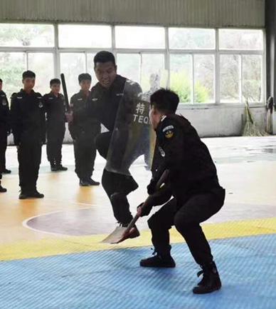 武装押运  中特保国际安保股份有限公司潍坊站保护航
