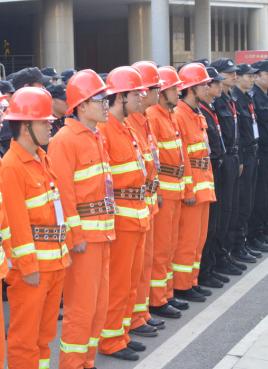消防保安-潍坊保安