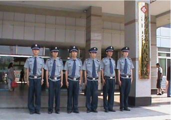 保安执勤时需要掌握的准则,你了解吗?