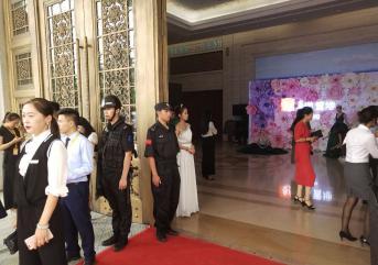 潍坊保安服务需要注重宣传教育工作