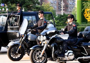 保安人员如何识别嫌疑车辆?